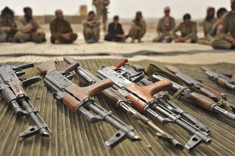 AK-47 Accuracy and Reliability