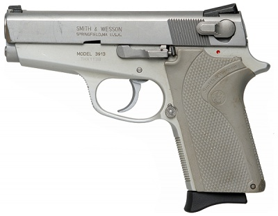 Guns In Movies: Smith and Wesson 3913 - The Loadout Room