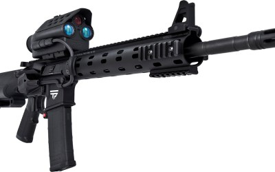 AR Tracking Point Sniper Technology