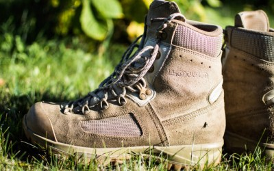 The Lowa Elite Desert Boots Reviewed