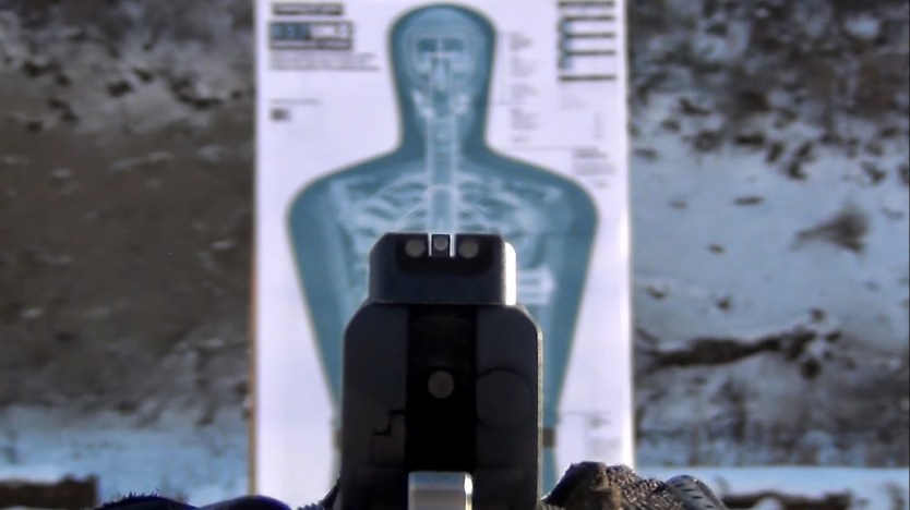 Front Sight Focus Shooting Drill