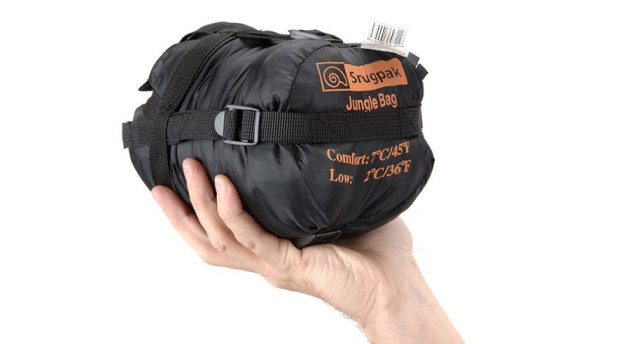 Snugpak Jungle Bag Reviewed