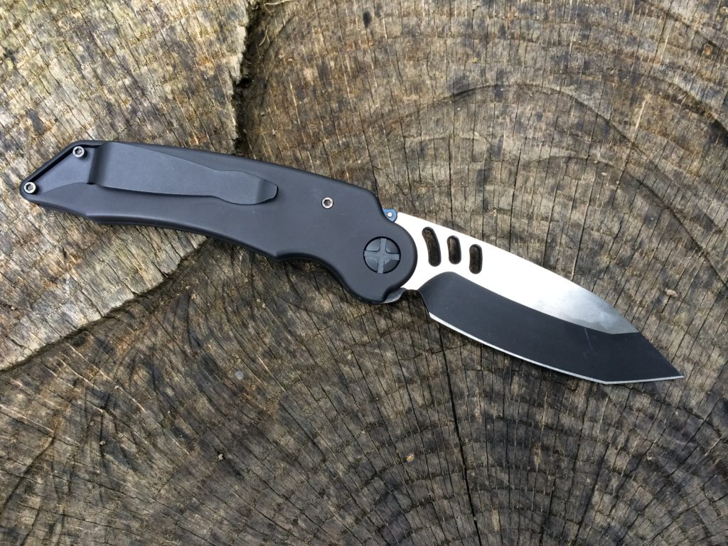 Rat Worx MRX automatic chain driven knife
