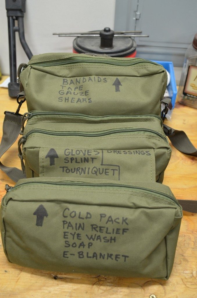 Prepping 101 | The Medical Bucket and M3 Medic Bag