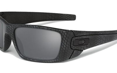 Quick Look: Oakley SI Fuel Cell Glasses with Ultrablend Cerakote
