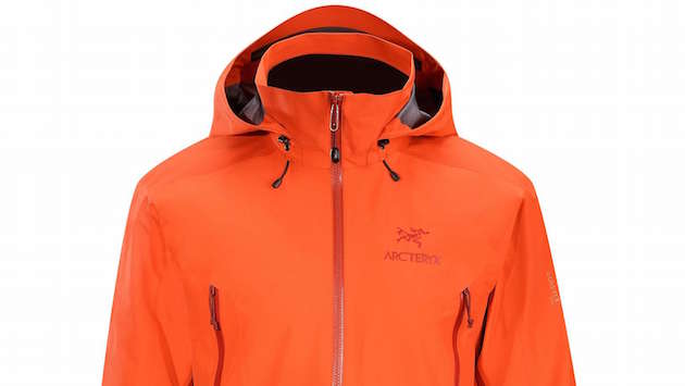 Quick Look: Arc'teryx Beta AR Jacket