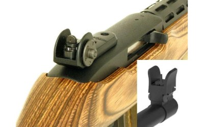 Tech Sight's 10/22 Adjustable Aperture Sights: First Impressions