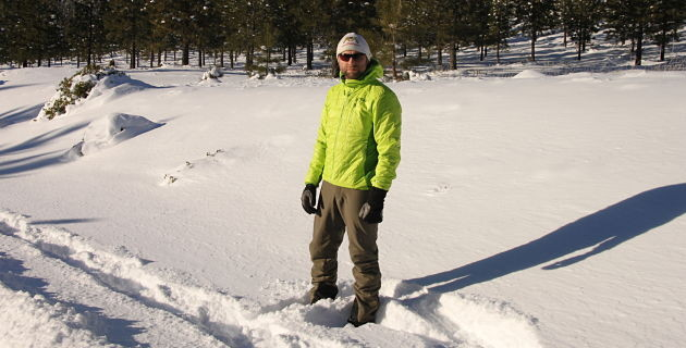 Outdoor Research Cathode Hooded Jacket: First Impression