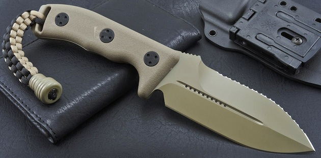 Microtech Crosshair Combat Knife