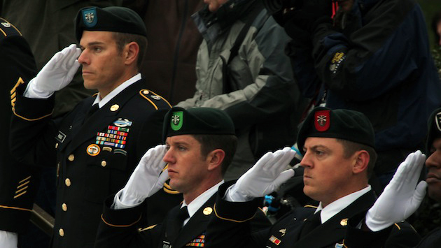 Think Like a Green Beret: Be a Hero When You Have to Be