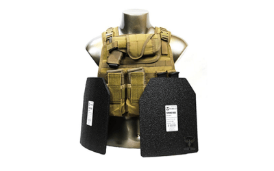 Legislation Pushing to Outlaw Body Armor