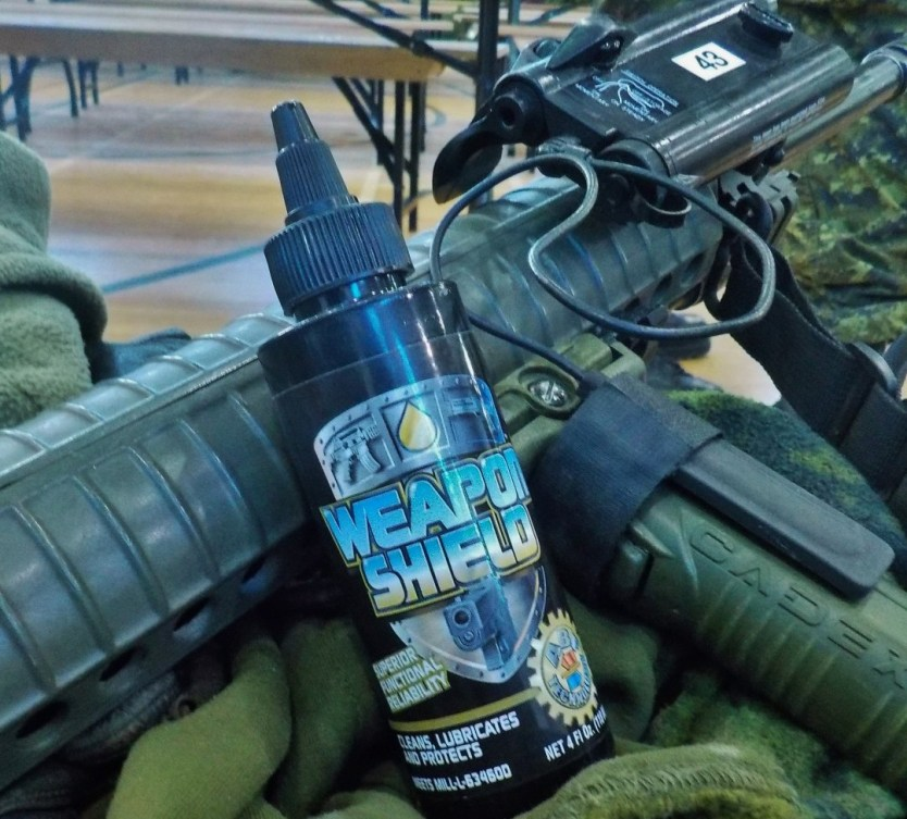 Weapon Shield CLP: First Impressions
