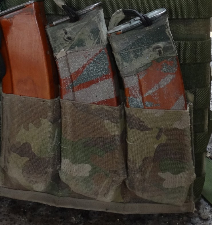 Blue Force Gear Triple Mag Pouch