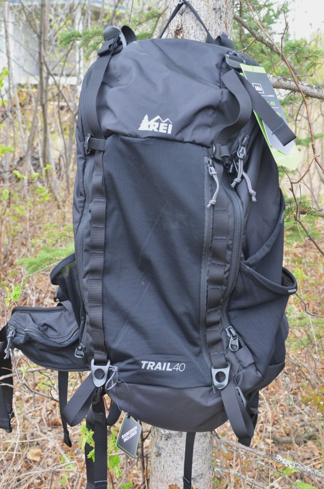 REI Trail 40 Backpack: First Impressions