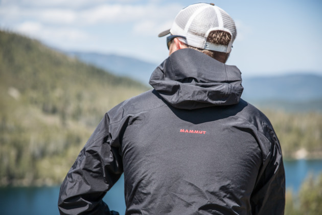 Mammut Teton Jacket Featured