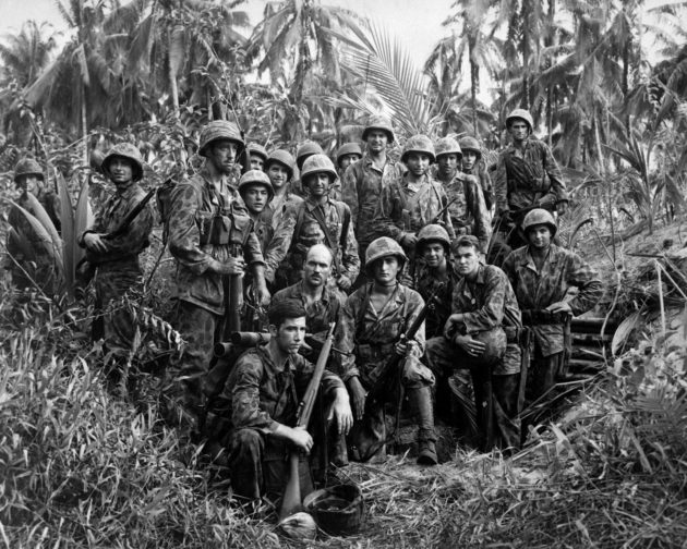 Marine Raiders and Gear of WWII: SOAM