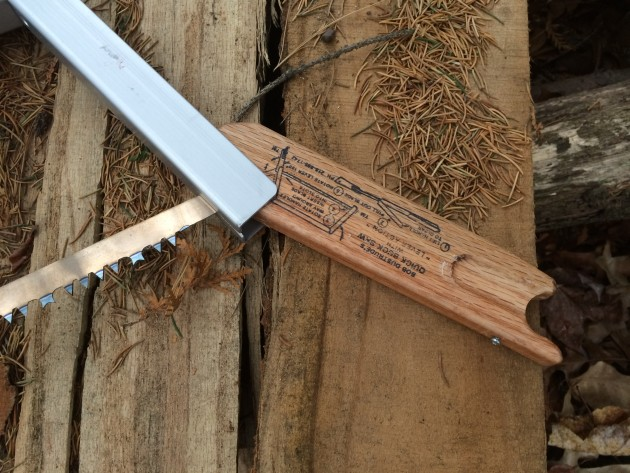 Tools of the Outdoorsman: Bob Dustrude Quick Saw