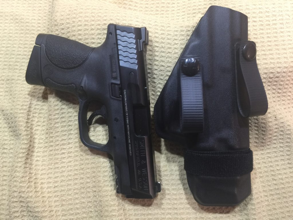An Affordable IWB Holster