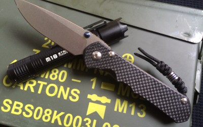 Chris Reeve Sebenza 25 - High End Carry Knife