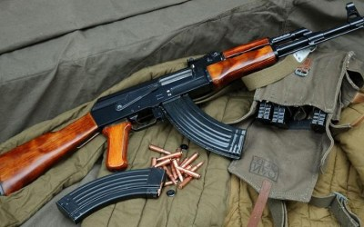 The Iconic AK-47