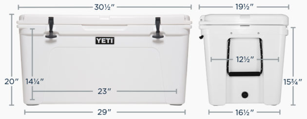 Ranger proof Yeti Tundra Cooler: Review