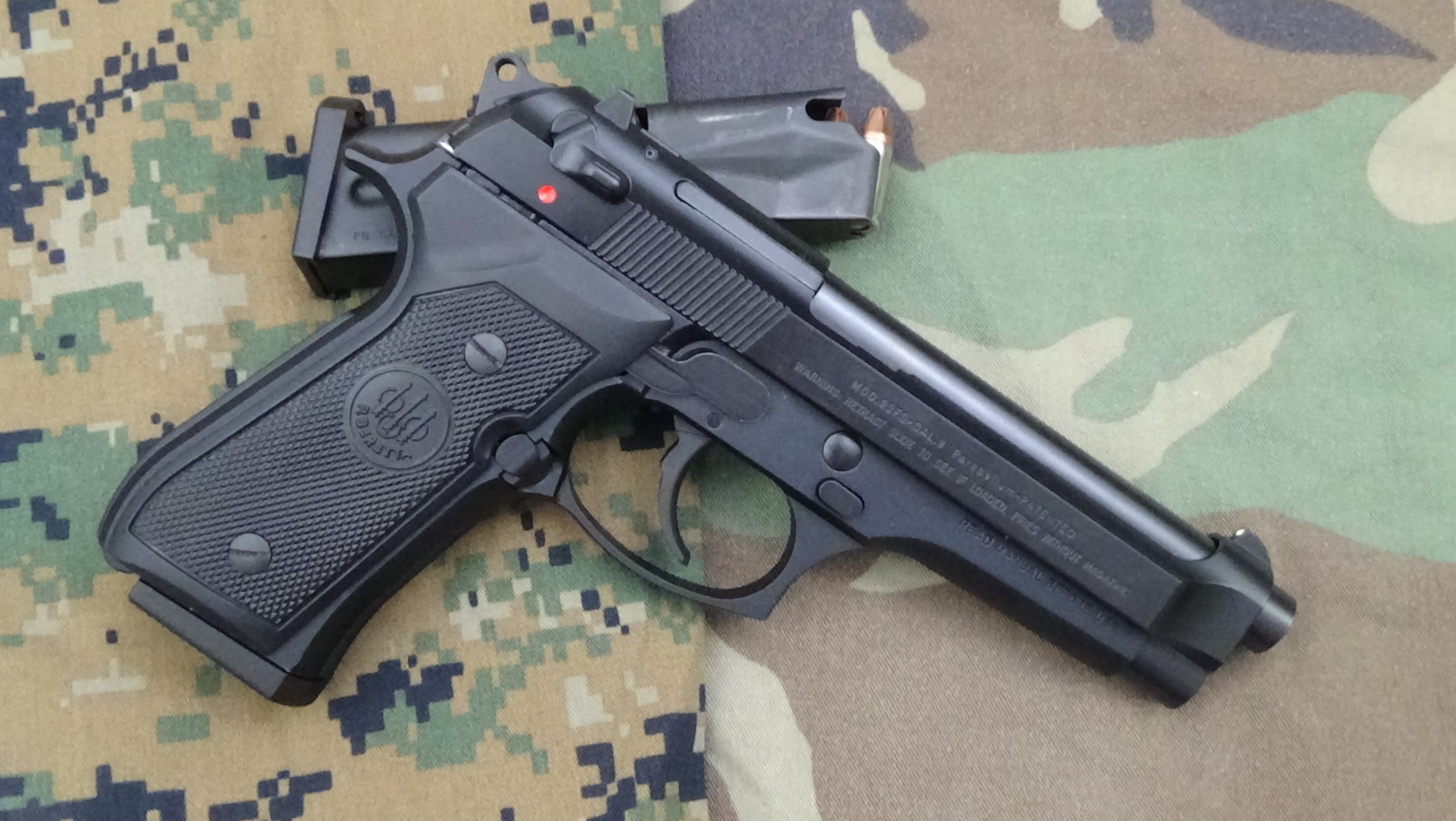We Hate The Beretta M9, But Why?   The Loadout Room