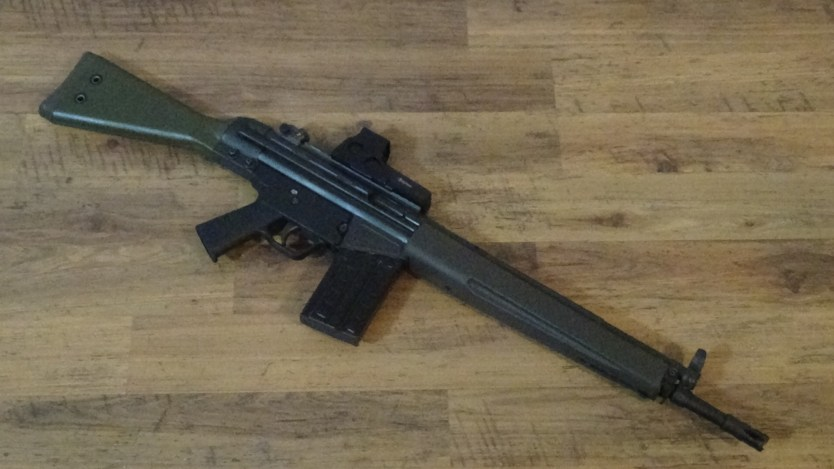 PTR-91: A .308 Battle Rifle For Everyone