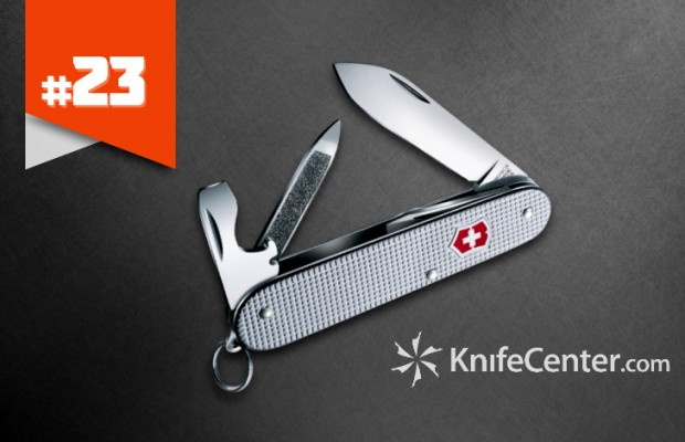 Top 25 Pocket Knives that are Indispensable: #23 Victorinox Cadet