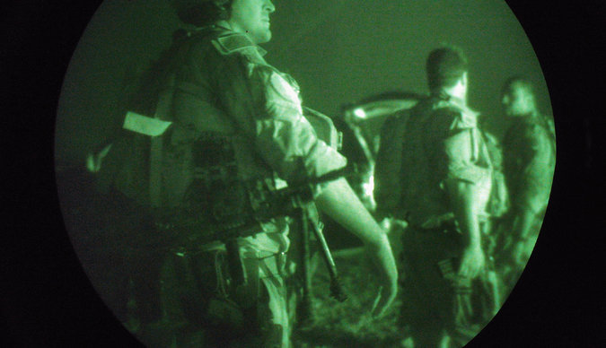 SEAL Team 6: A Secret History of Quiet Killings and Blurred Lines