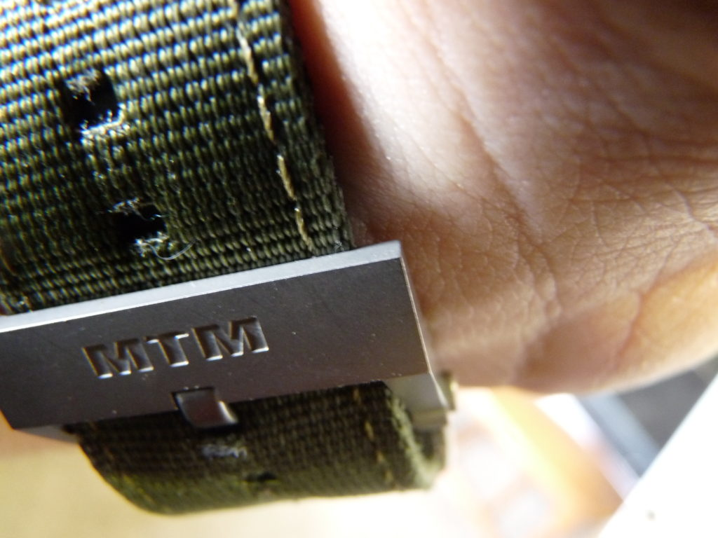 MTM Special Ops Watch   Gray Falcon Review