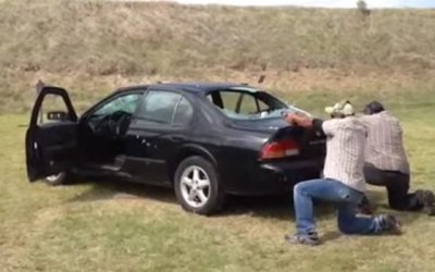 Fighting from a Vehicle