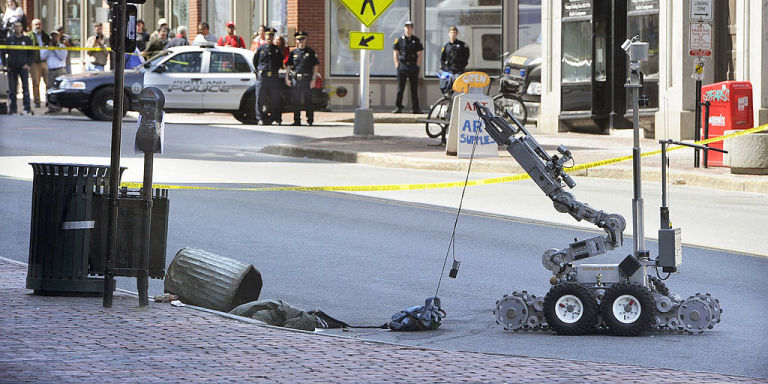 HOW DALLAS POLICE KILLED COP SHOOTER WITH A ROBOT BOMB