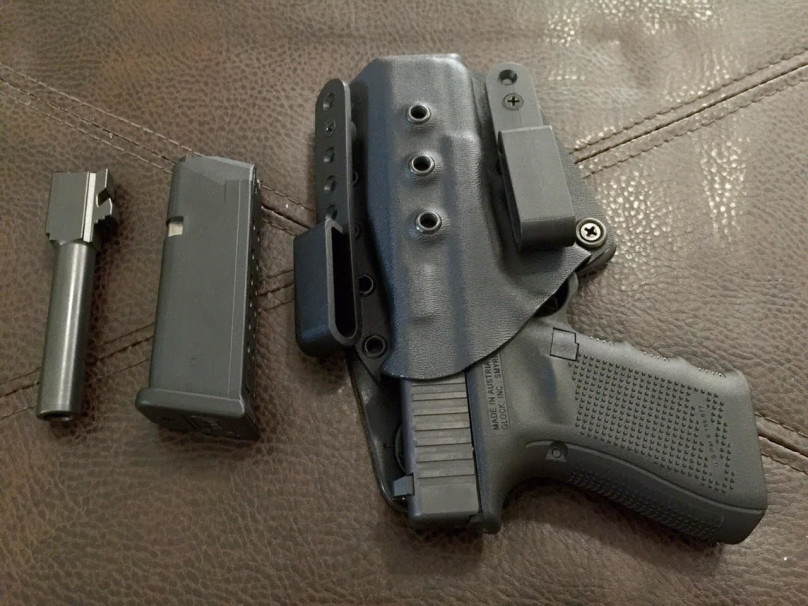 PRECISION HOLSTERS ULTRA CARRY REVIEW