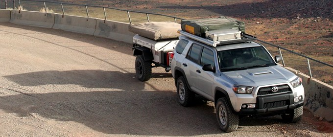 EEZI-AWN RELEASES NEW ACCESSORIES FOR THEIR K9 ROOF RACKS