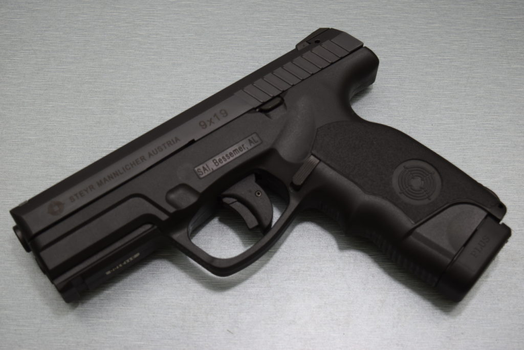 Steyr M9: Giving Glock The Boot | The Loadout Room