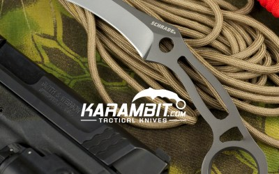 Schrade Fixed Karambit | Quick Look