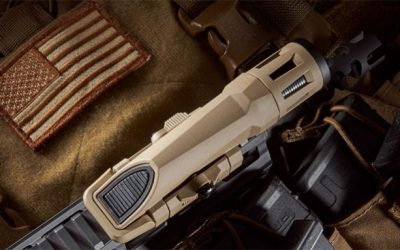 Inforce Unveils Gen2 Weapon Mounted Lights