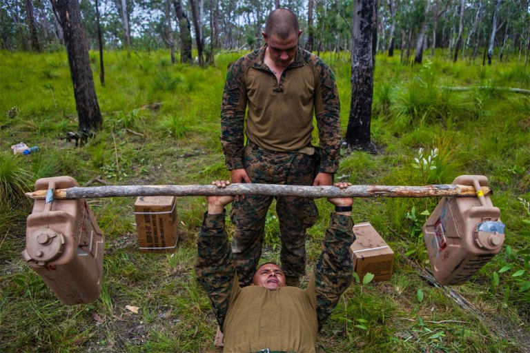 SURVIVAL FITNESS: THE MACGYVER WORKOUT