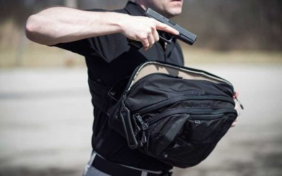 Vertx EDC Commuter Sling Bag | Quick Look