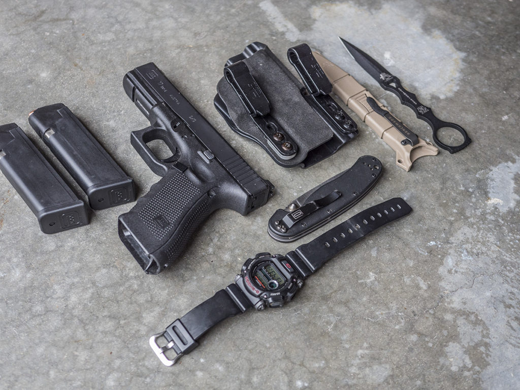 EDC of an Active Duty Military member when off base