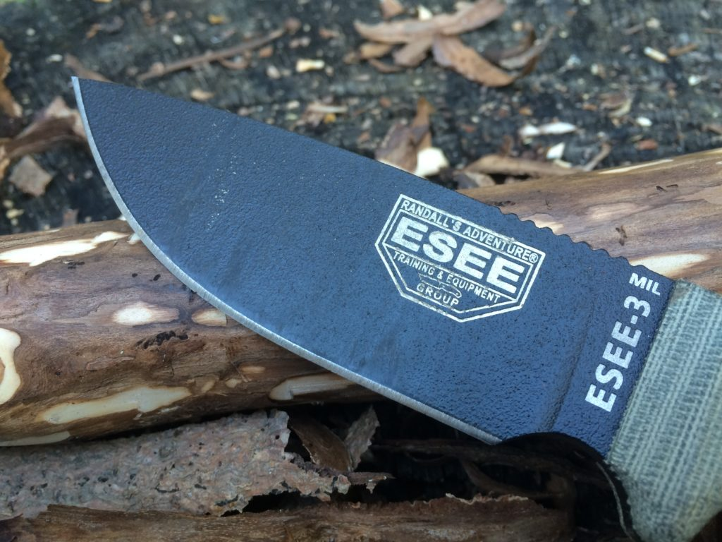 ESEE-3 MIL   Review