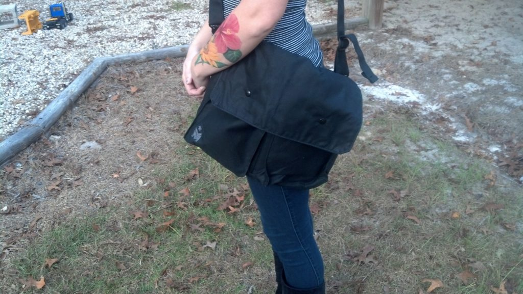 The Claymore Bag By Combat Flip Flops