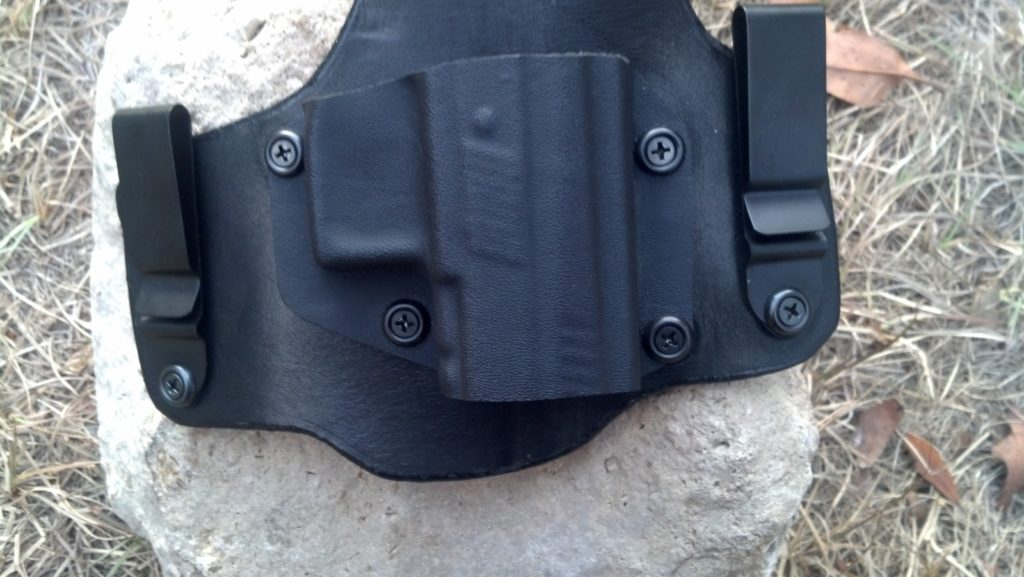 The Black Storm Defense Holster - Final Review