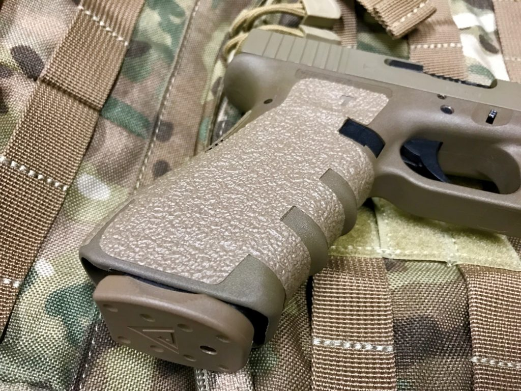 Talon Grips New Color | Moss