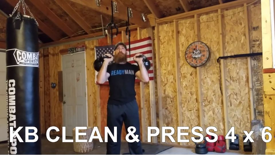 GARAGE GYM—THE MAN'S MINIMALIST GYM (PART 1)