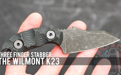 MNKF: Three Finger Stabber, the Wilmont K23