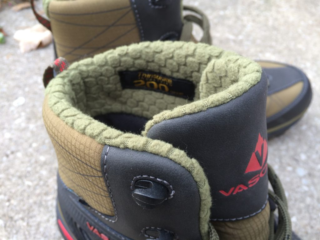 Vasque Cold Spark Winter Hiking Boots | Quick Look