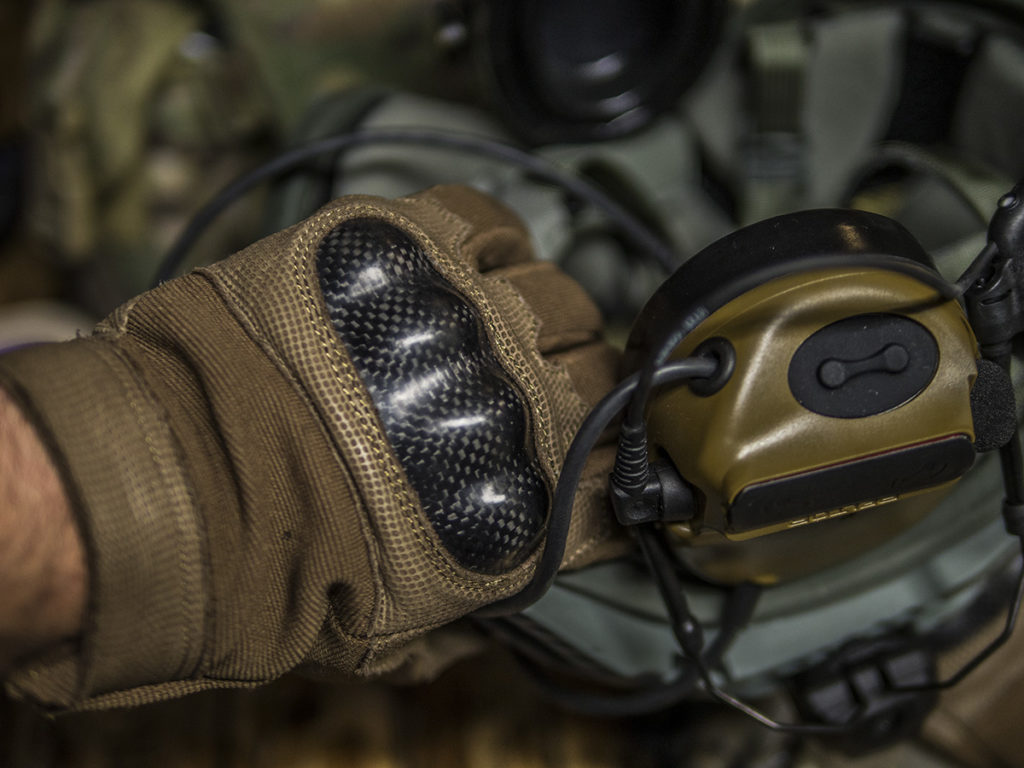 The SpecOpShop Combat Glove; return of the excellent hard knuckle glove!