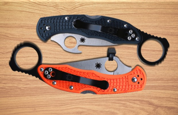 Karambit Ring Attachment Adds Fuel to Delica Fire