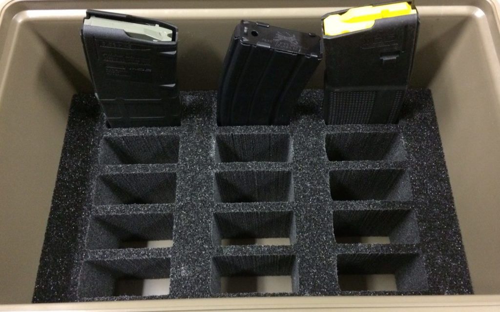 MTM Tactical Mag Can